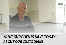 Custodian Comments